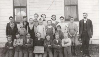 School class of 1917