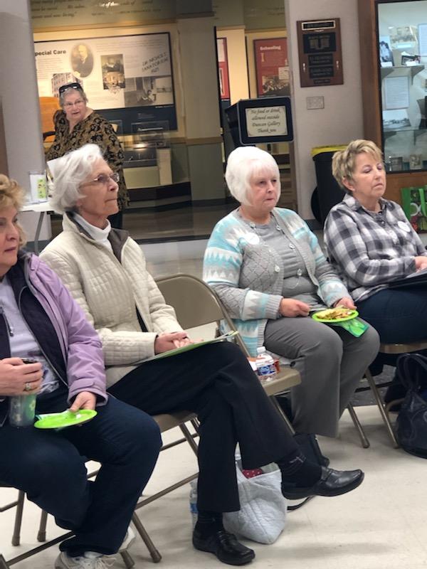 Andrew County Retired Teachers Meeting