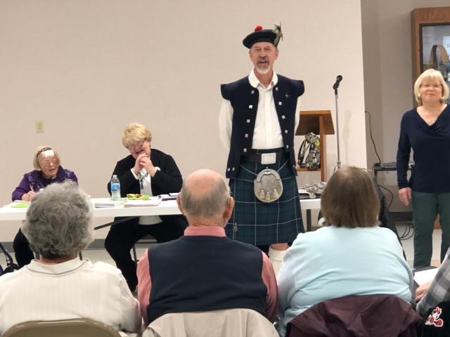 Andrew County Retired Teacher Attendees